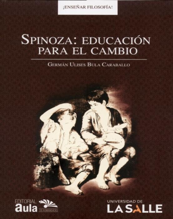Spinoza: educación para el cambio