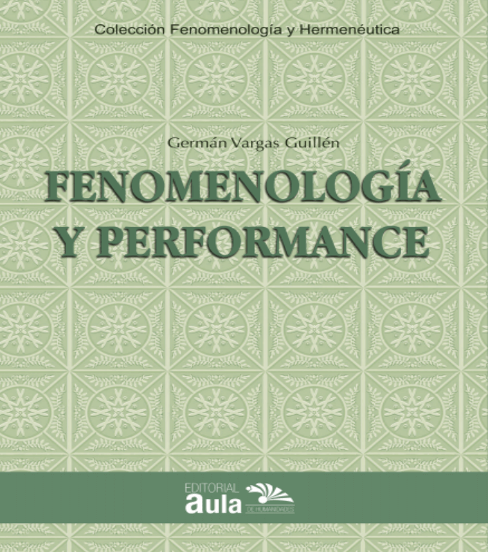 Fenomenología y performance