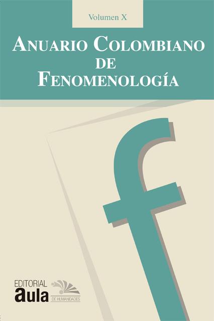 Anuario Colombiano de Fenomenología, vol. X